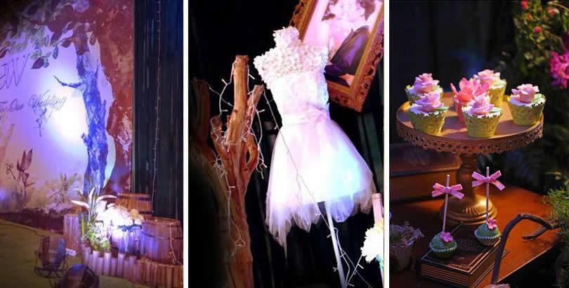 森系小时光--皇廷婚礼作品展示