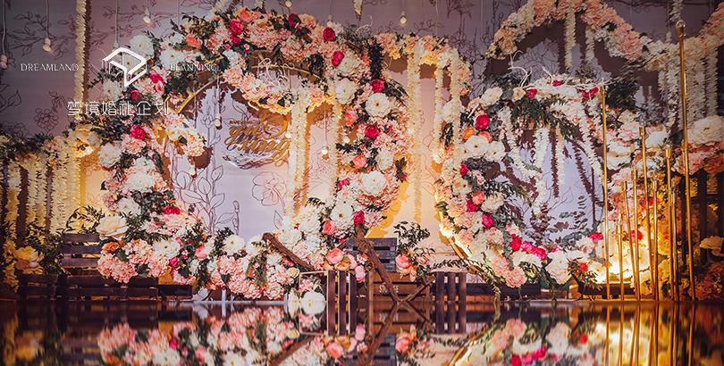 dreamland planning 梦境婚礼策划 《吉卜力的风》